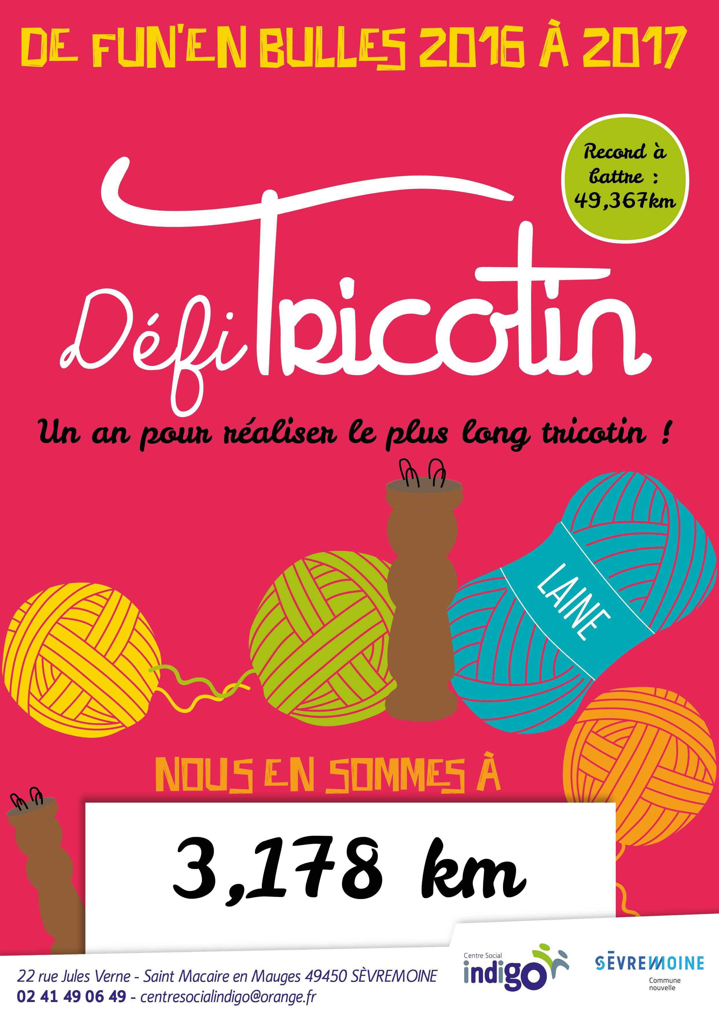 defi tricotin 7dec